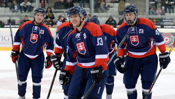Соперник сборной России по хоккею объявил состав на Олимпиаду