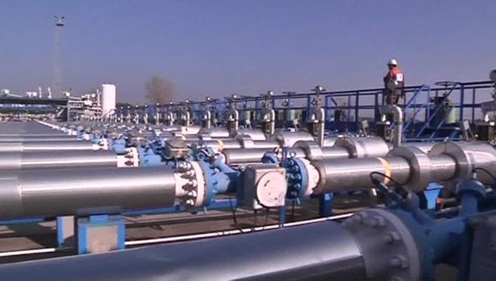 """Исторический максимум: """"Газпром"""" поставил очередной рекорд экспорта"""