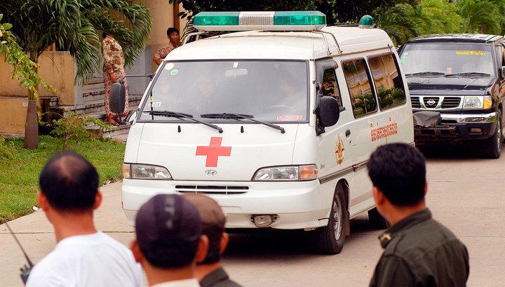 Супруги из России умерли от инфаркта в Камбодже