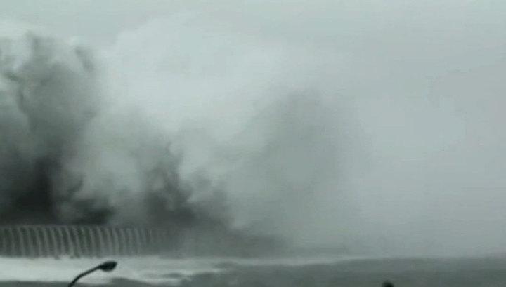 Землетрясение на Аляске вызвало 10-метровые волны