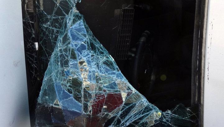 Под Воронежем столкнулись грузовик и автобус: четыре человека погибли