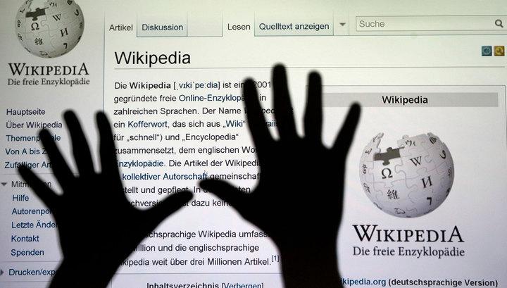 """""""Википедия"""" перестала работать в знак протеста против новых законов ЕС"""