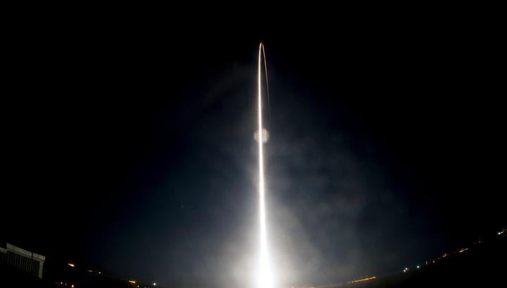 Во Флориде успешно запущена ракета Atlas V со спутником для ВВС США