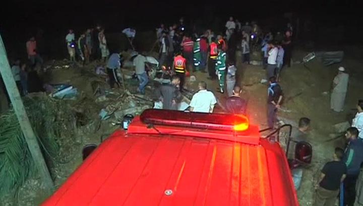 Израиль ответил ударом на подрыв бомбы на границе с сектором Газа