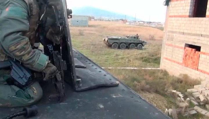 КТО в Дербенте: трое боевиков убиты, один ранен и схвачен