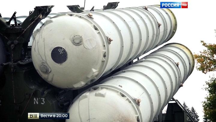 СМИ: поставки С-400 в Китай начались