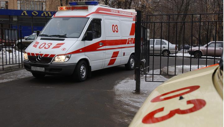 На Ломоносовском проспекте расстреляли прохожего
