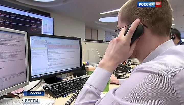 Рубль растет на нефти второй день подряд