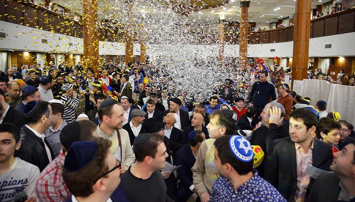 Приверженцы иудаизма отметят праздник Пурим