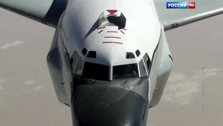 Американский самолет-шпион снова объявился рядом с Калининградской областью