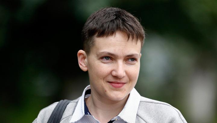 В СИЗО Савченко скинула 17 килограммов