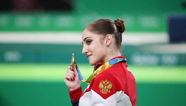 Гимнастка Мустафина отказалась от участия в чемпионате Европы