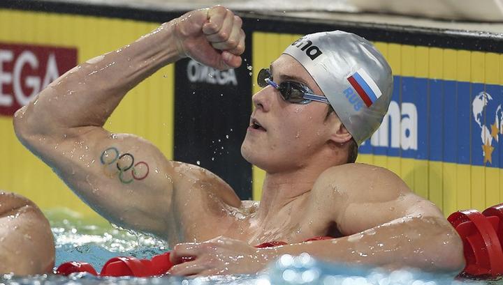 Пловец Морозов установил мировой рекорд на этапе Кубка мира