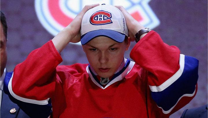 """У НХЛ """"отвисла челюсть"""" после красивого гола молодого россиянина"""