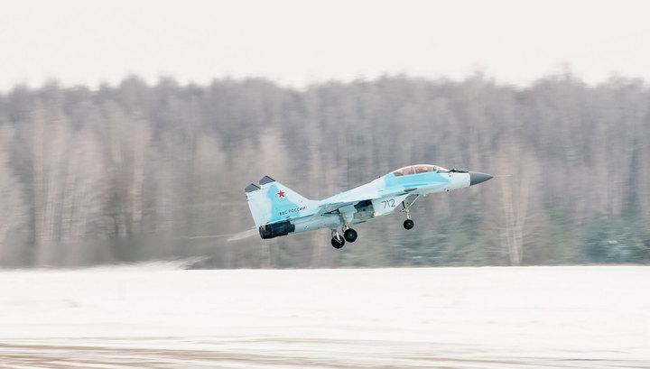 Новейший истребитель МиГ-35 закончит испытания в следующем году