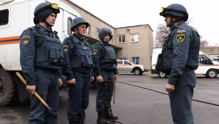Взрыв в Донецке: двое погибли, шестеро пострадали