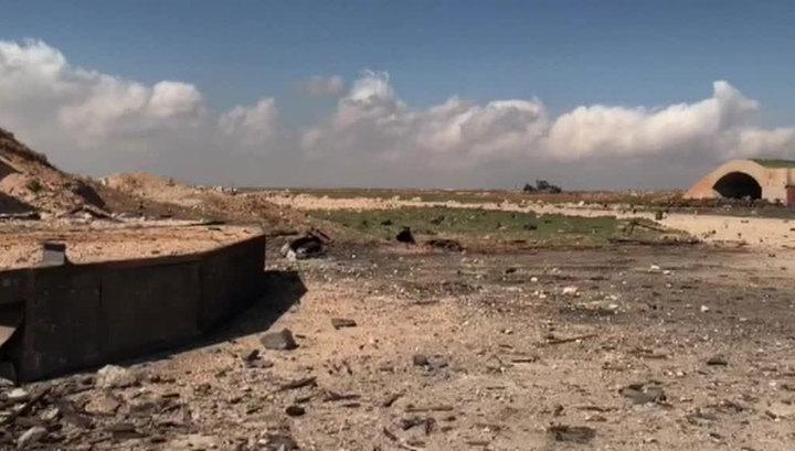 12 мирных жителей погибли на севере Сирии от авиаударов коалиции США