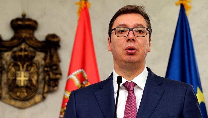 Вучич обвинил евровласти в газовом лицемерии