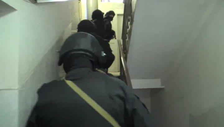 ФСБ пресекла деятельность преступной группы, ввозившей в РФ наркотики