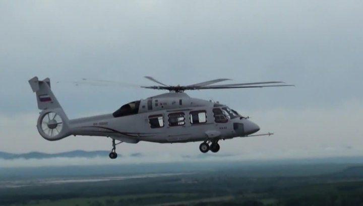 Российские военные интересуются боевой версией вертолета Ка-62