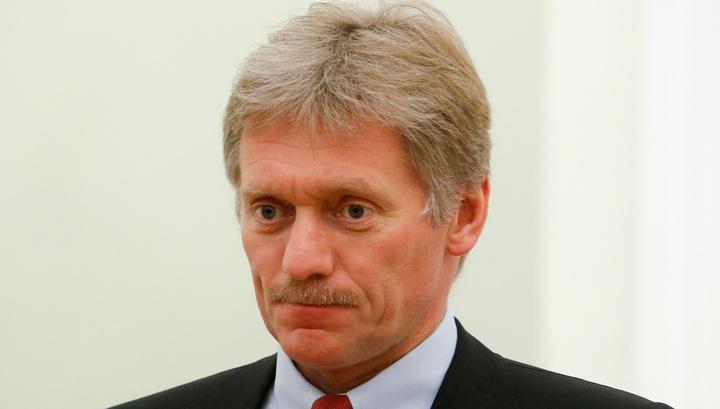 Песков: Путин и Трамп не будут говорить о Крыме