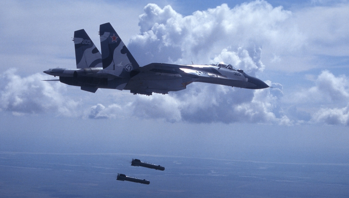 ВКСРФ получат улучшенный сучетом боевого опыта вСирии Су-35