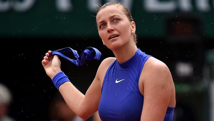 Теннисистка Квитова стала победительницей турнира в Дохе