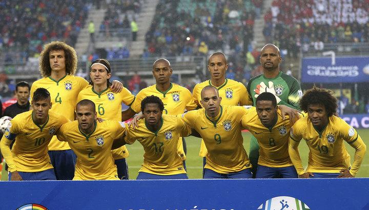 Бразильцам обещают по 1 млн долларов за победу на чемпионате мира-2018