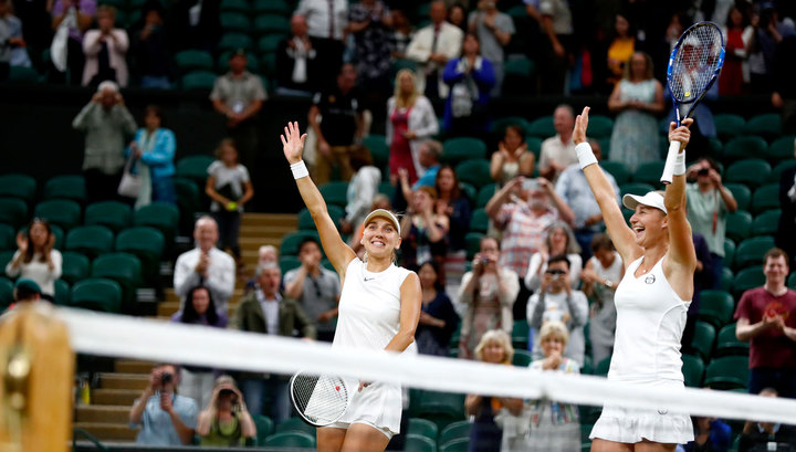Макарова и Веснина – в финале Australian Open