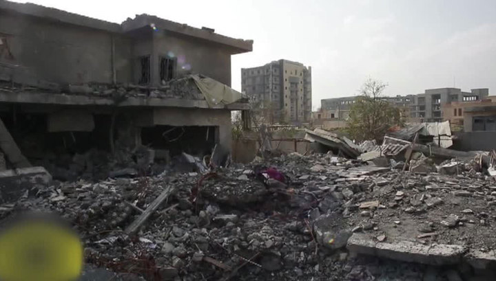 Сокращение группировки русских ВСвСирии непланируется