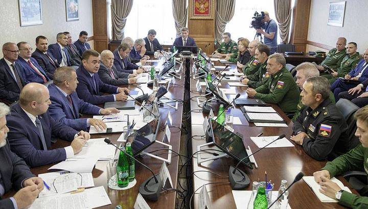 Тульская область удерживает лидерство посозданию ипроизводству нового оружия— Дюмин
