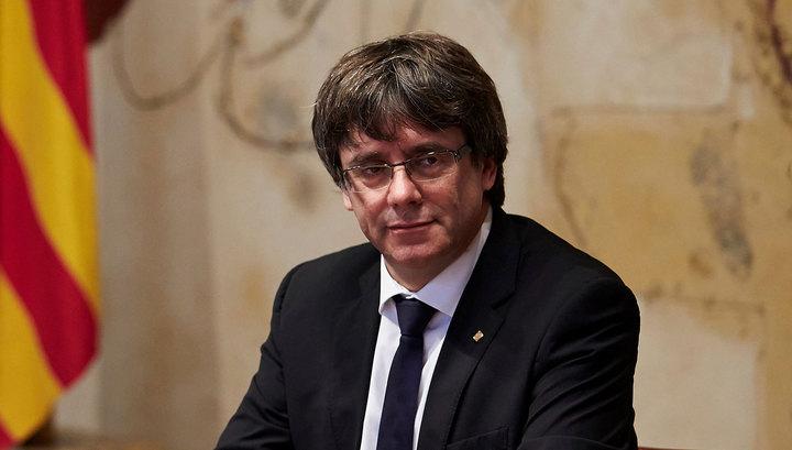 Испания потребовала от Финляндии выдачи беглого главы Каталонии