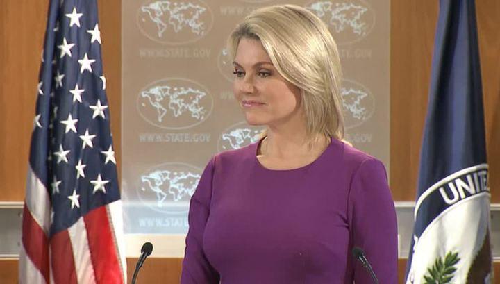 Ждем с нетерпением: Госдеп США призвал к мирному переходу власти в Армении