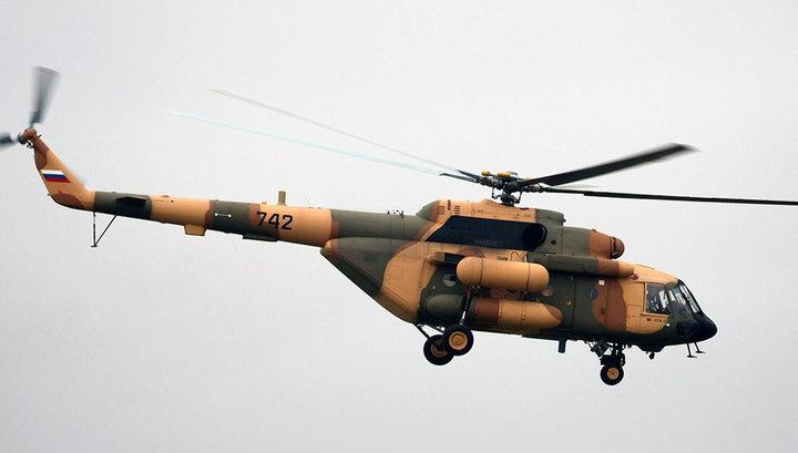Индия покупает очередную партию российских вертолетов