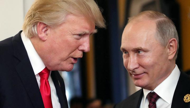 Песков не может назвать дату встречи Путина с Трампом