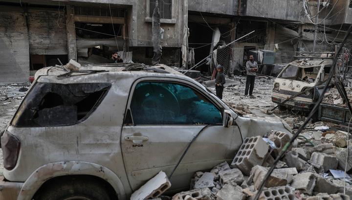 Инспекторы ОЗХО побывали в Думе