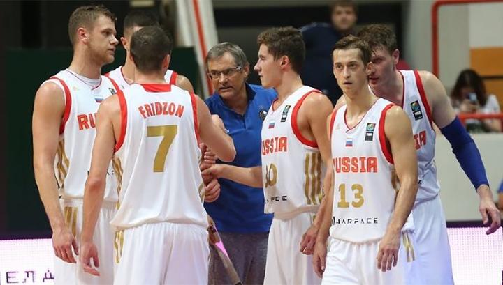 Российские баскетболисты разгромили Болгарию в отборочном матче Кубка мира