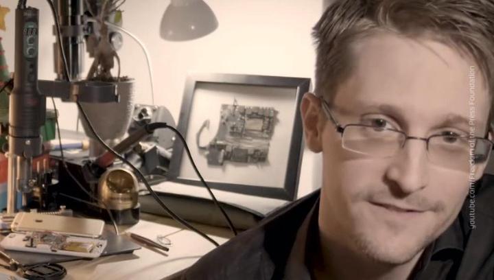 Вести.net: приложение Эдварда Сноудена поможет защитить ноутбук смартфоном