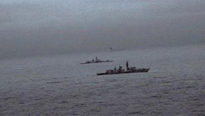 """""""Британию не запугать"""": английские СМИ следят за испытаниями фрегата """"Адмирал Горшков"""""""