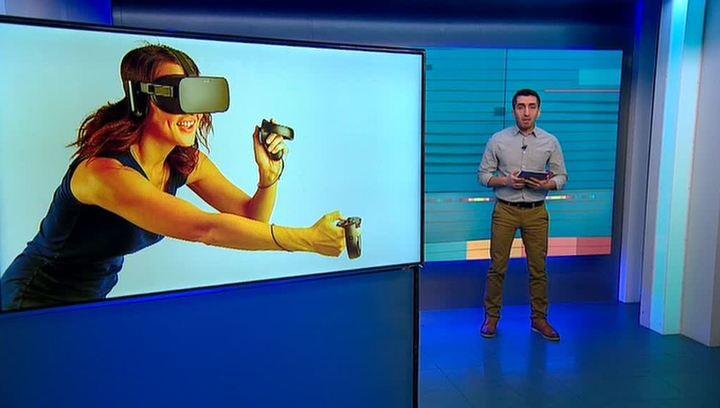 Oculus запатентовала принципиально новое VR-устройство