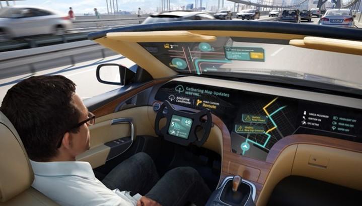 LG займется разработками для беспилотных авто