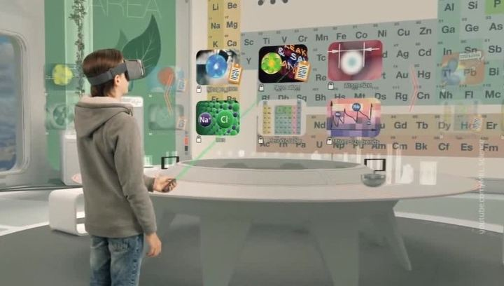 """Вести.net: американских школьников погрузят в """"химическую"""" виртуальную реальность"""