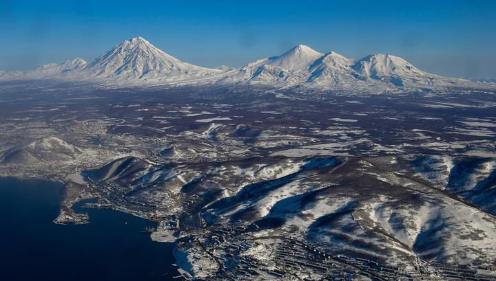 У подножия вулкана Козельский найден труп мужчины