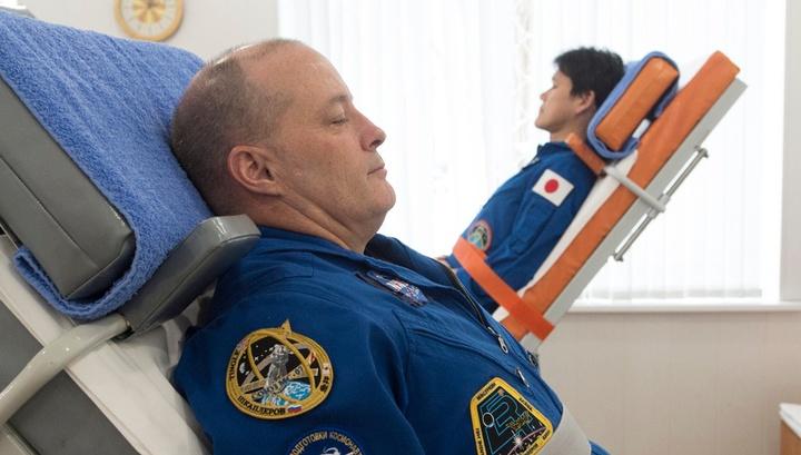 За здоровьем космонавтов будут следить по их дыханию