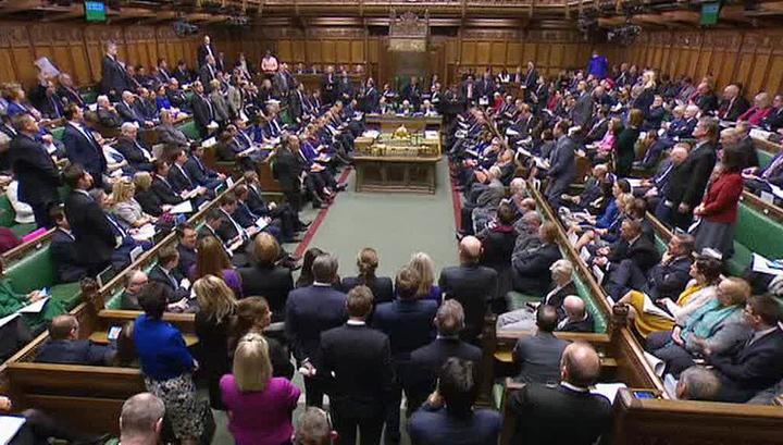 Brexit: нижняя палата Парламента свое слово сказала, ход - за Палатой лордов