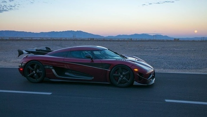 Гиперкар Koenigsegg Agera RS готов разогнаться до 480 км/ч (но не будет)