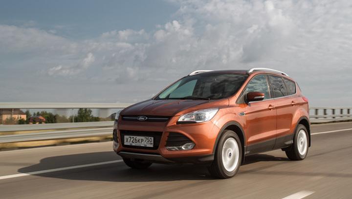 Ford отзовет в России более 15 000 автомобилей, чтобы не было пожара
