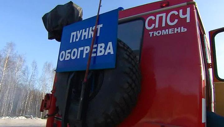 В Сибири по-прежнему аномально холодно