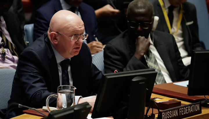 Небензя о Сирии: мы не будем дуть в одну дуду с ЕС