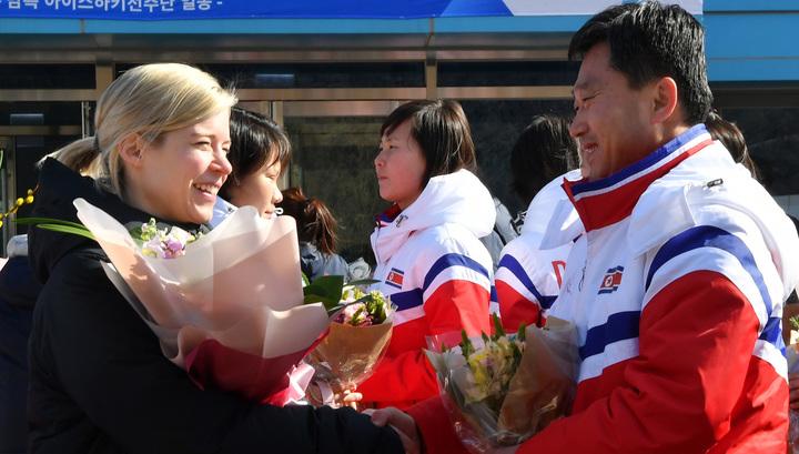КНДР и Южная Корея собираются наладить спортивные обмены
